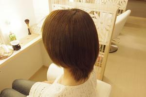白髪率50%ヘナ琥珀橙
