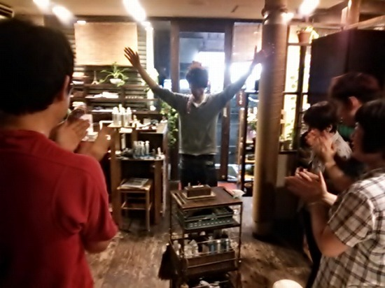 東京用賀ヘナ&ハーブカラー集中トレーニング#1