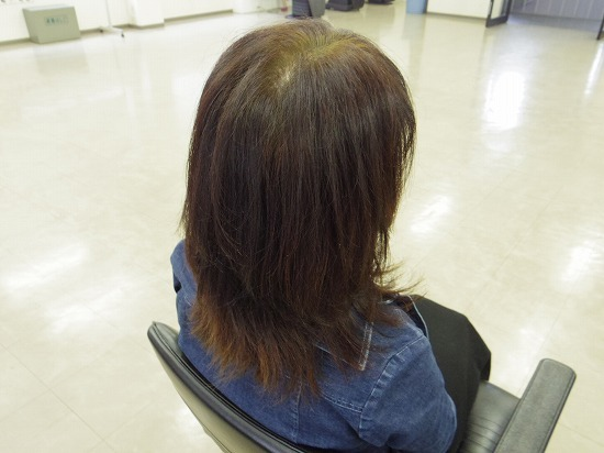 白髪染めには化学物質0ゼロという選択肢があります。