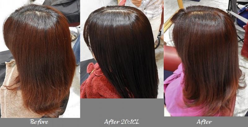 ヘナ毛を明るくするためのテクニック