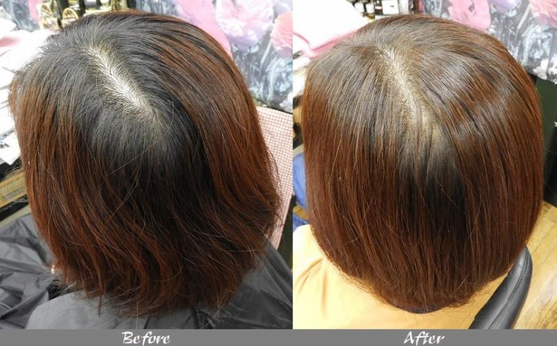 ヘナ×3回毛を明るくする方法と考え方